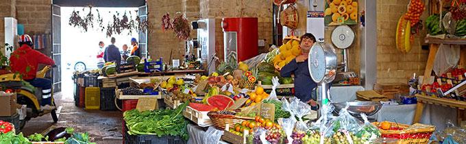 Groenten-in-Bari