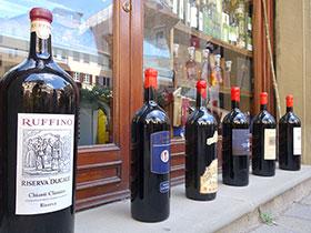 Wijn-in-Cortona
