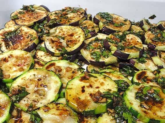 aubergine grill | koken met smulmama