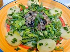 Kabeljauw-salade2