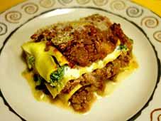 Lasagne-met-spinazie