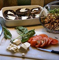 Portobello-heerlijk-gevuld