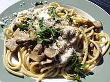 Spaghetti-funghi-porcini