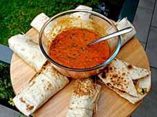 Tortilla-met-kip