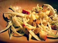 Wittekoolsalade