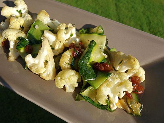 bloemkoolroosjes uit de wok   koken met smulmama