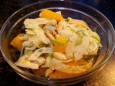Venkel-Sinaasappelsalade