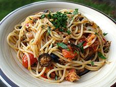 Spaghetti-met-tonijn